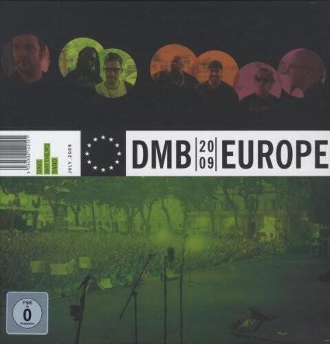 Europe (DVD + Book) [Import]