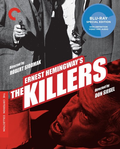 The Killers Double Feature (Criterion Collection)