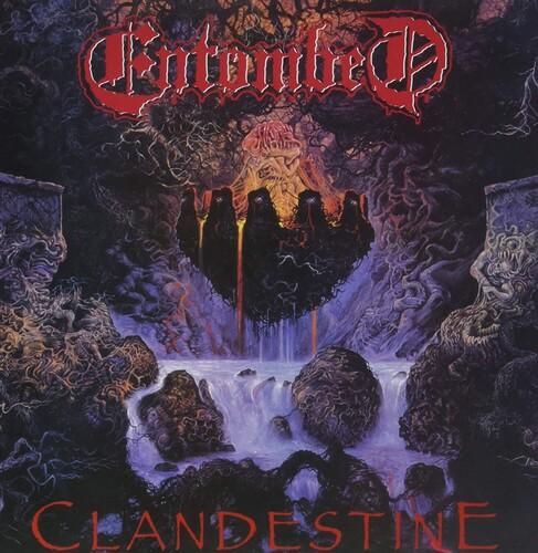 Entombed - Clandestine