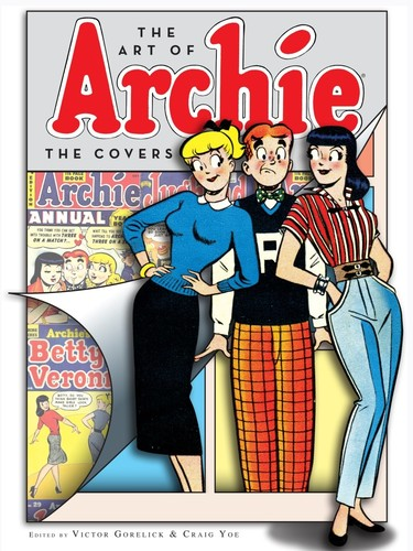 ART OF ARCHIE THE COVERS