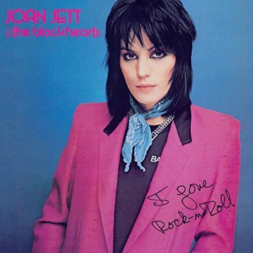 Joan Jett & The Blackhearts - I Love Rock 'N' Roll [LP]