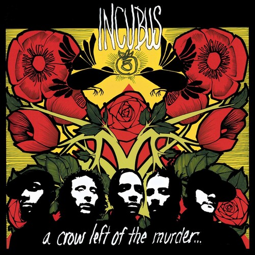 Incubus - Crow Left Of The Murder (Colv) (Ltd) (Ylw) (Hol)