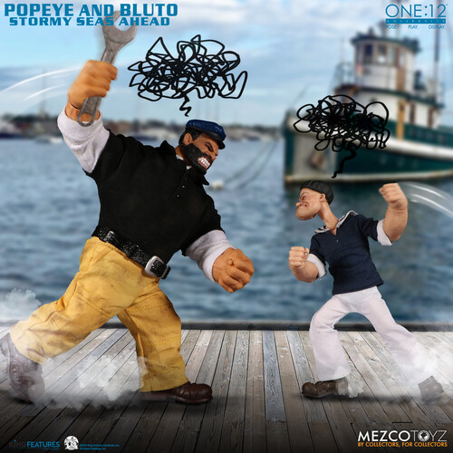 ONE:12 COLLECTIVE POPEYE & BLUTO STORMY SEAS AHEAD