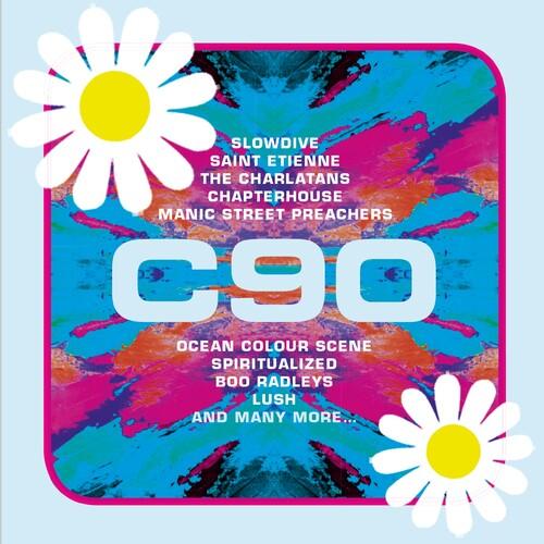 C90 /  Various (3CD Capacity Wallet) [Import]