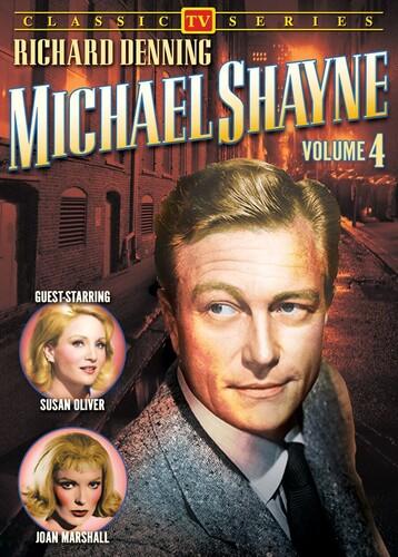 Michael Shayne Volume 4