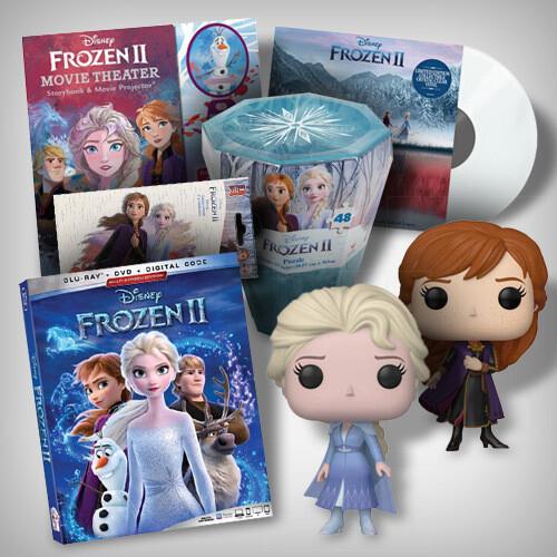 Frozen II Bundle