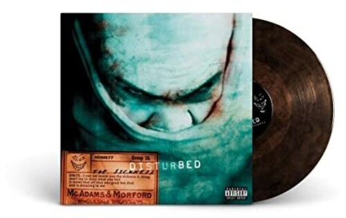 Disturbed - The Sickness: 20th Anniversary Edition [Smoky Black LP]