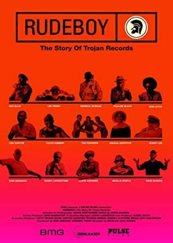Various Artists - Rudeboy: The Story Of Trojan Records [Blu-ray/CD]