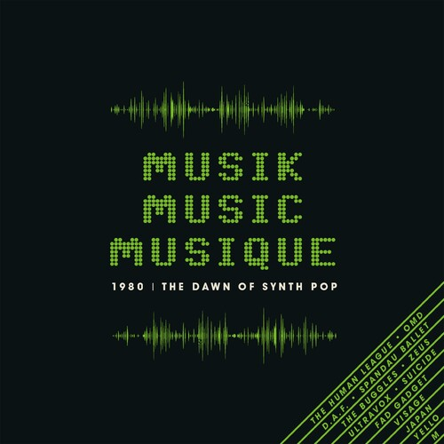 Musik Music Musique-1980: Dawn Of Synth Pop /  Various [Import]