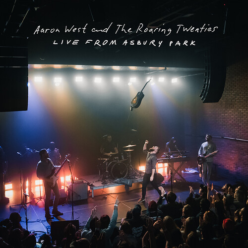 Aaron West & The Roaring Twenties - Live From Asbury Park [Indie Exclusive Limited Edition Mustard Yellow LP]
