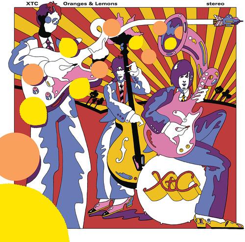 Oranges & Lemons (2LP 200gm Vinyl) [Import]