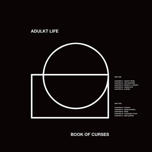 Adulkt Life - Book Of Curses [LP]