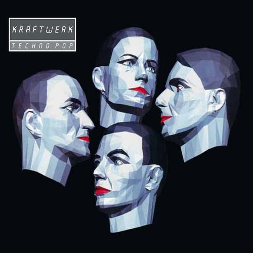 Kraftwerk - Techno Pop [Indie Exclusive Limited Edition Clear LP]