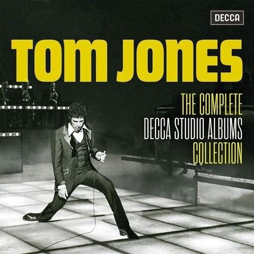 Tom Jones - Complete Decca Studio Albums (Box) (Uk)