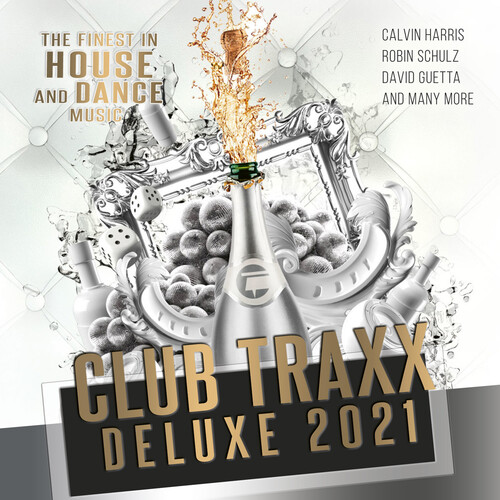 Club Trax Deluxe 2021 /  Various