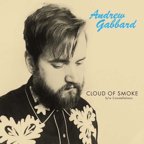 Andrew Gabbard - Cloud Of Smoke [Indie Exclusive] (Opaque Blue) (Blue) [Colored Vinyl]