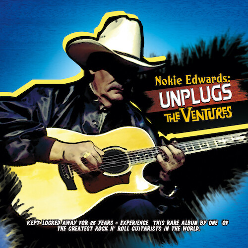 Unplugs The Ventures (MQA-CD)