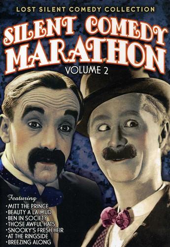 Silent Comedy Marathon: Vol. 2