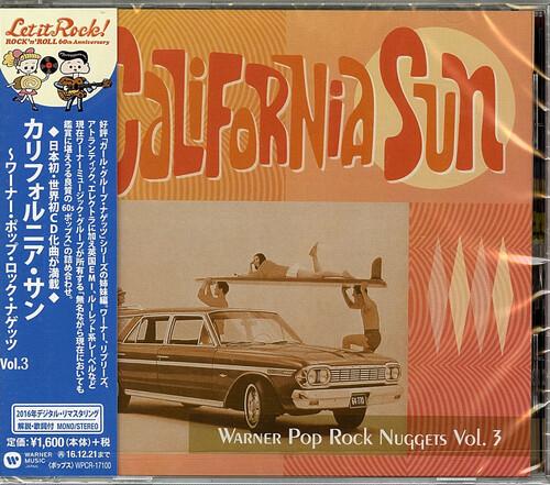 Warner Pop Rock Nuggets 3: California Sun [Import]