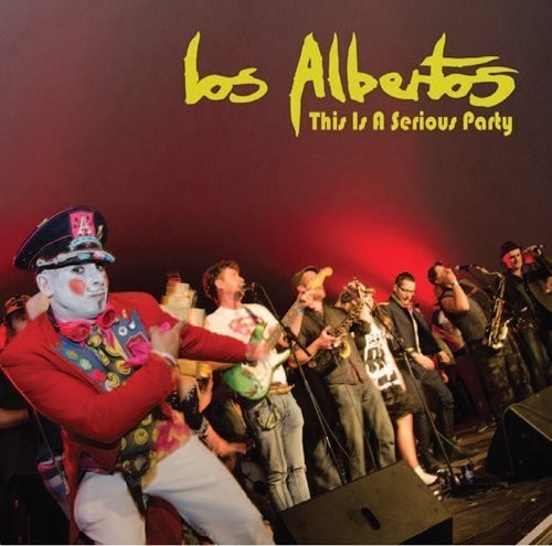 This Is A Serious Party [Import]