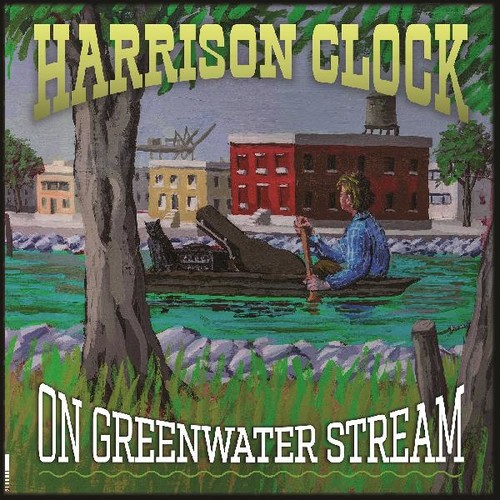 On Greenwater Stream