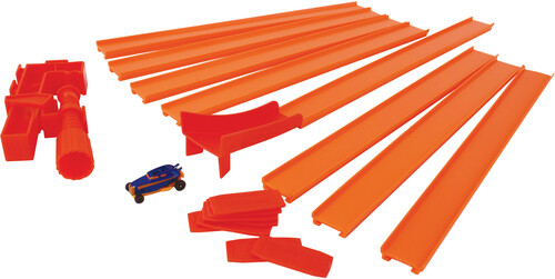 WORLDS SMALLEST HOT WHEELS HOT STRIP TRACK PACK