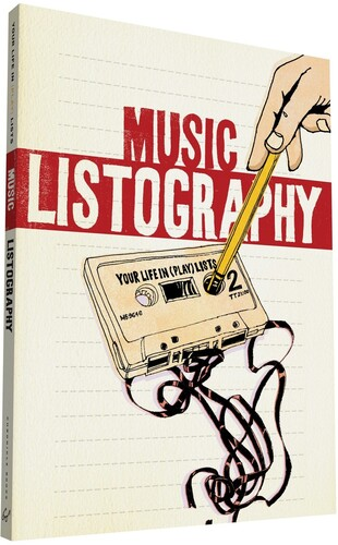Lisa Nola - Music Listography Journal: Your Life in Play Lists