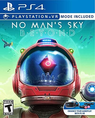 - No Man's Sky Beyond for PlayStation 4