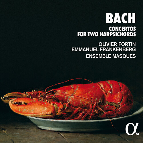 Concertos for Two Harpsichords
