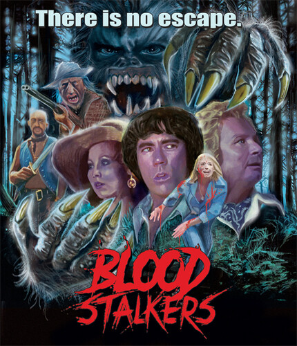 Blood Stalkers (1976) - DVD PLANET STORE