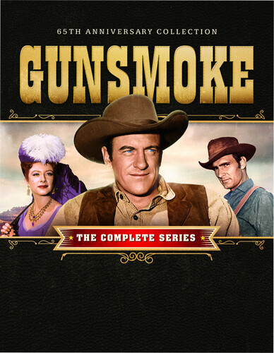 Gunsmoke: The Complete Series (65th Anniversary Collection)