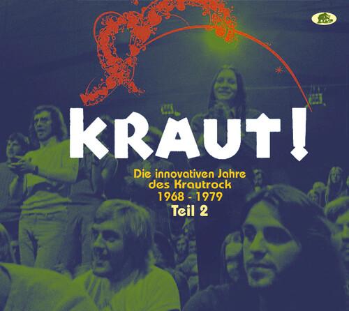 Kraut: Die Innovativen Jahre Des Krautrock 1968-1979 Teil 2 (VariousArtists)