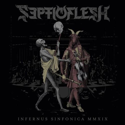 Septicflesh - Infernus Sinfonica MMXIX [Limited Edition LP/DVD]