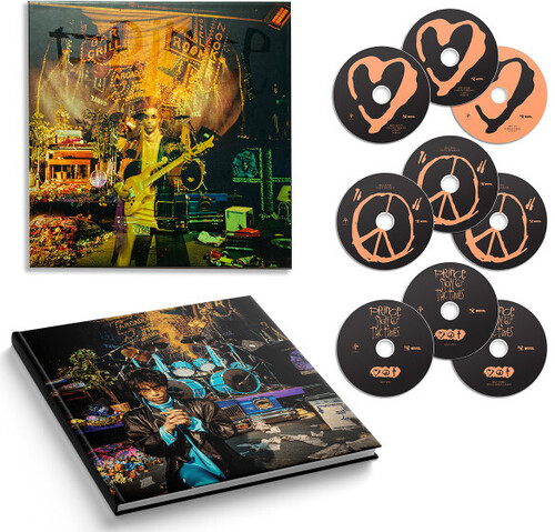 Prince - Sign O' The Times: Remastered [Super Deluxe Edition 8CD + DVD]