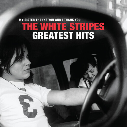 The White Stripes - The White Stripes Greatest Hits [2LP]