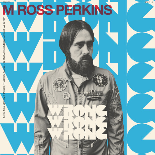 M Ross Perkins - Wrong Wrong Wrong [Indie Exclusive] (Transparent Red) [Colored Vinyl]