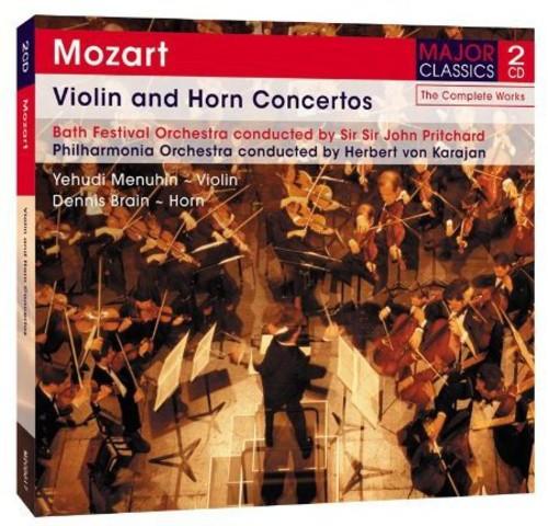 Violin & Horn Concerto