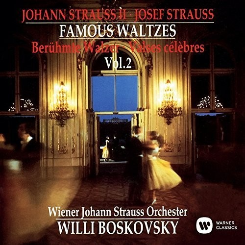 J. Strauss II: Famous Waltzes Volume