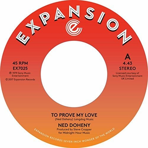 To Prove My Love /  Guess Who's Looking For Love Again [Import]