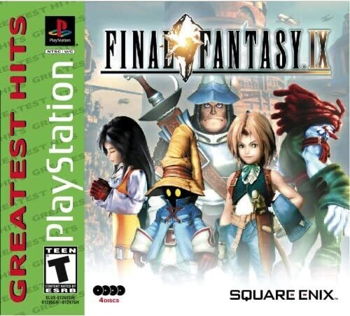 Playstation - Final Fantasy 9