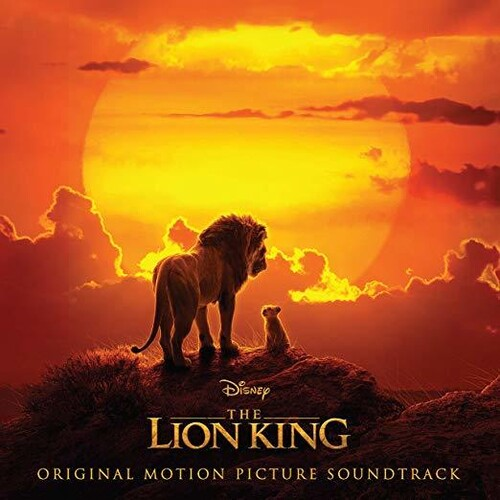 Various Artists - The Lion King (Original Motion Picture Soundtrack)