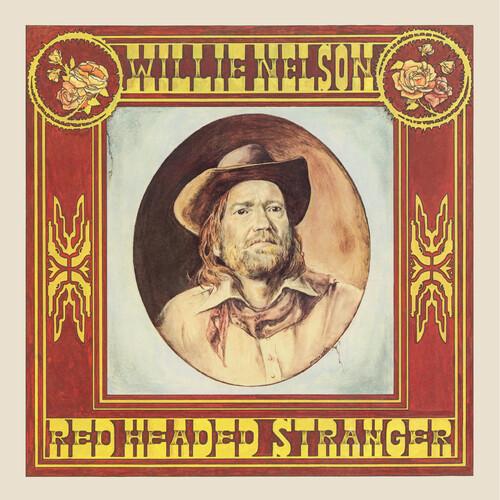 Willie Nelson - Red Headed Stranger [LP]