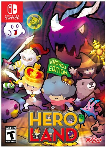 Swi Heroland - Knowble Edition - Heroland - Knowble Edition for Nintendo Switch