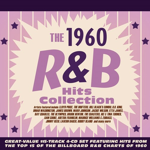1960 R&b Hits Collection (Various Artists)