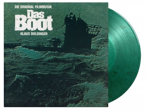 Das Boot (Original Soundtrack) (Limited Edition Camouflage Colored Vinyl) [Import]
