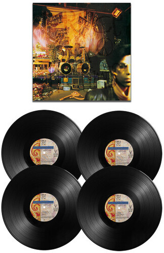Prince - Sign O' The Times: Remastered [Deluxe Edition 4LP]