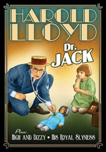 Harold Lloyd In Dr Jack