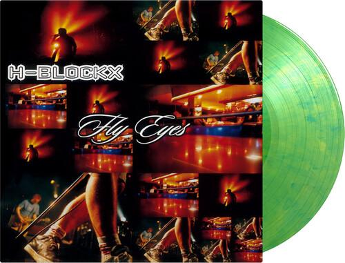 Fly Eyes [Limited, Gatefold 180-Gram Green Marbled Colored Vinyl] [Import]