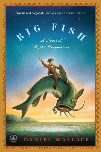 BIG FISH OF MYTHIC PROPORTIONS