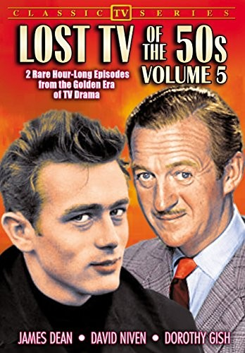 Lost Tv Of The 50s Volume 5